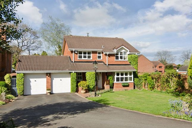 Thumbnail Detached house for sale in Hunslet Road, Burntwood