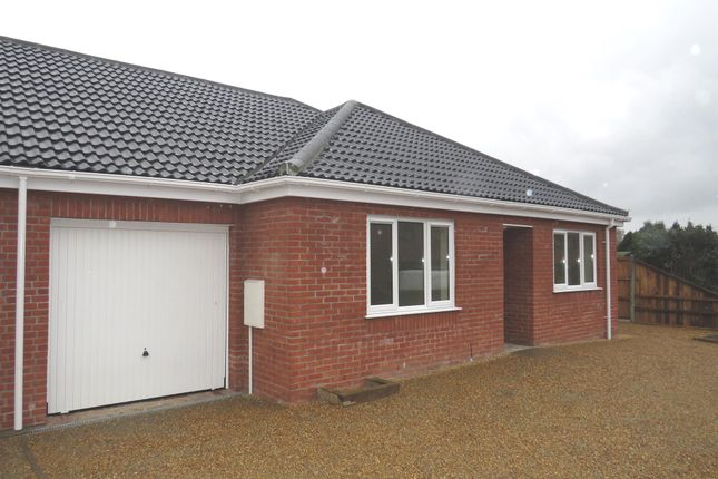 Thumbnail Semi-detached bungalow for sale in Lynfield Road, North Walsham