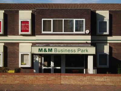 Office to let in M & M Business Park, Doncaster Road, Kirk Sandall, Doncaster, South Yorkshire
