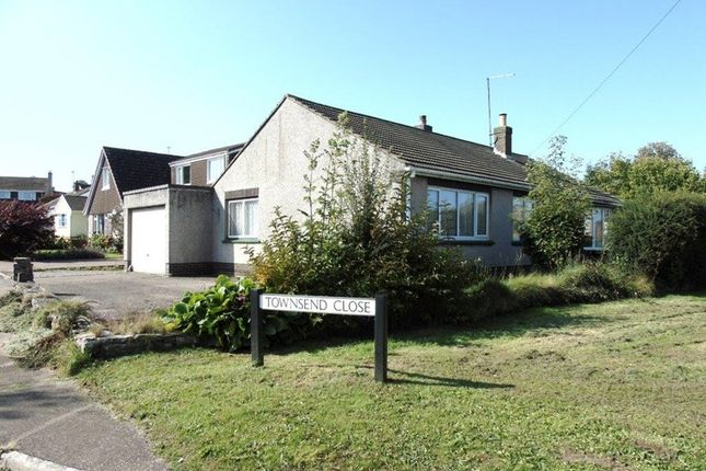 Thumbnail Bungalow for sale in Townsend Close, St. Briavels, Lydney, Gloucestershire