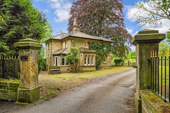 Thumbnail Detached house for sale in Pateley Bridge Road, Burnt Yates, Harrogate