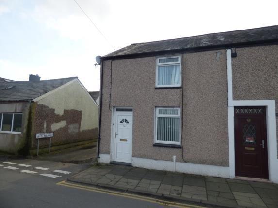 Thumbnail End terrace house for sale in Madoc Street West, Porthmadog, Gwynedd