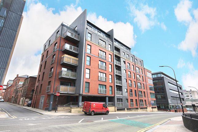 1 bed flat for sale in Furnival Street, Sheffield S1