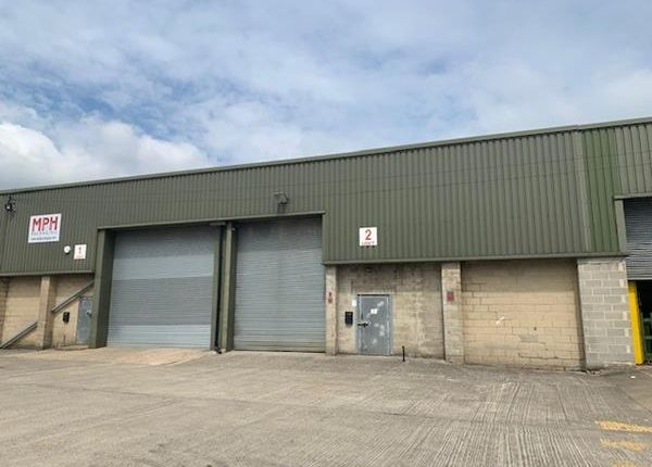 Thumbnail Light industrial to let in Unit 2 Fireclay Business Park, Thornton Road, Thornton, Bradford