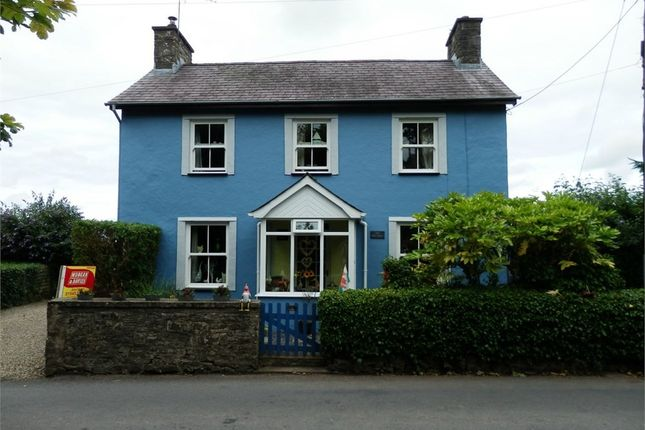 Thumbnail Detached house for sale in Cilcennin, Lampeter