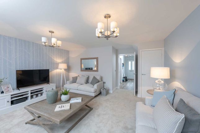 """3 bedroom terraced house for sale in """"The Eveleigh"""" at Ripon Road, Killinghall, Harrogate"""