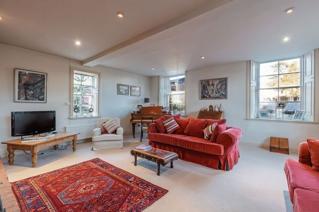 Sitting Room of The Old School, Bowden, Melrose TD6