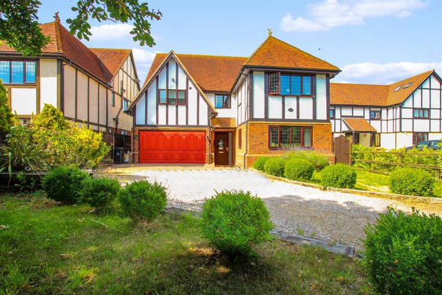 Thumbnail Detached house for sale in Rectory Road, North Fambridge, Chelmsford