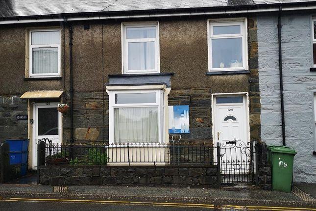 Thumbnail Terraced house to rent in Ffordd Manod, Manod, Blaenau Ffestiniog