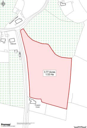 Sale Plan of Land At The Leigh, Gloucester, Gloucestershire GL19