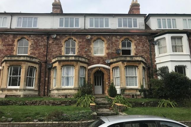Thumbnail Flat for sale in Blenheim Road, Minehead
