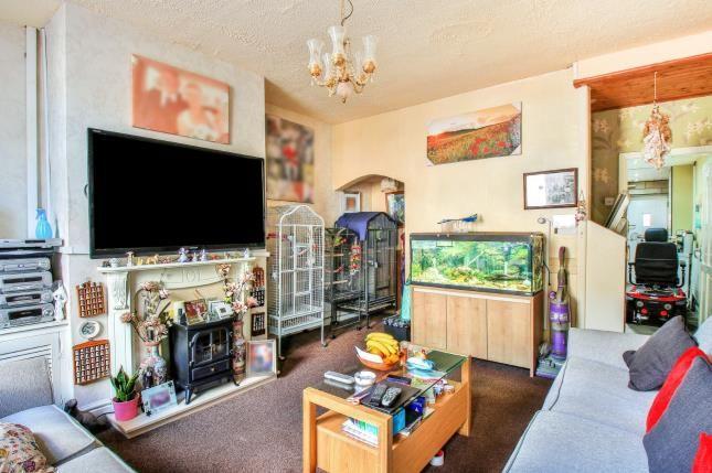 Lounge of Daneshouse Road, Burnley, Lancashire BB10