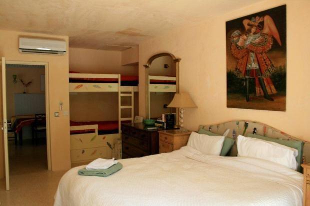Bedroom of La Garde Freinet, Saint Tropez, French Riviera, 83680