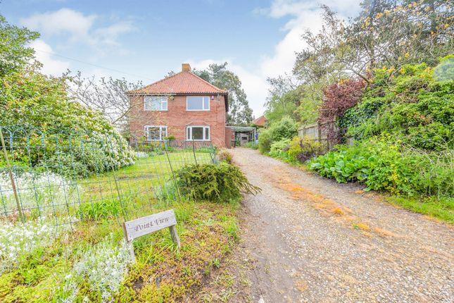 Thumbnail Semi-detached house for sale in Saxlingham Road, Blakeney, Holt