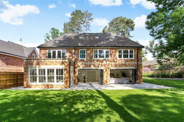 Thumbnail Detached house for sale in 9c Llanvair Close, Ascot, Berkshire