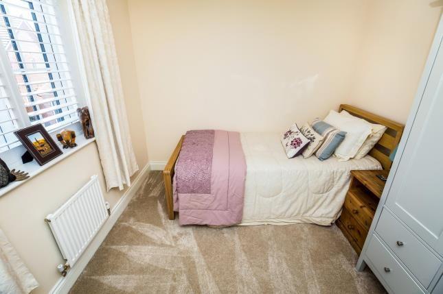 Bedroom Four of Lion Court, Penymynydd, Chester, Flintshire CH4