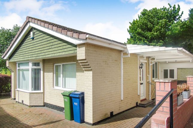 Thumbnail Bungalow for sale in Elsdon Court, Whickham, Newcastle Upon Tyne