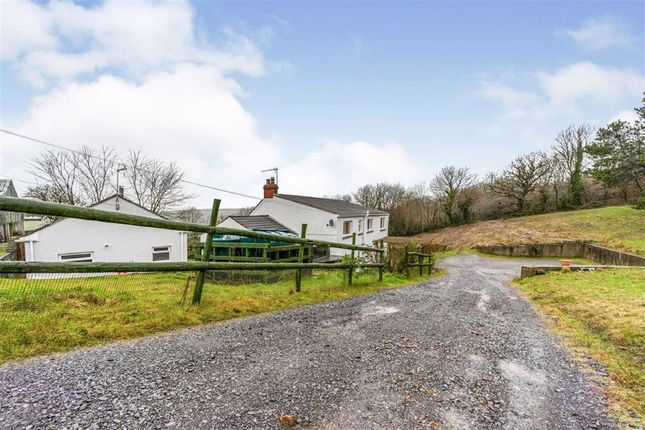 Thumbnail Farm for sale in Amroth Road, Llanteg, Narberth