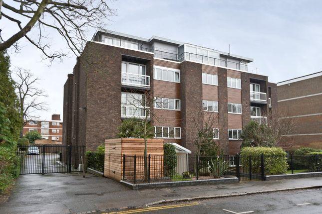 Thumbnail Flat for sale in Warwick Court, 4 Lansdowne Road, Wimbledon