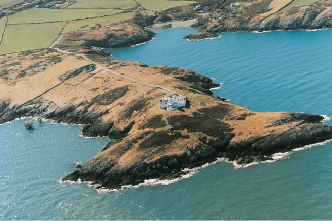 Thumbnail Detached house for sale in Anglesey, North Wales