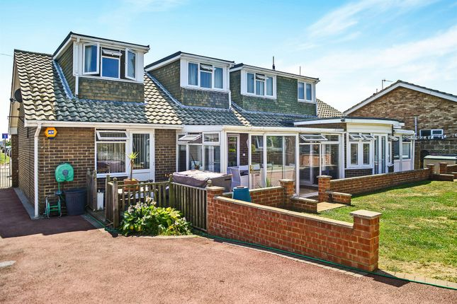 Thumbnail Detached bungalow for sale in Arundel Road, Peacehaven