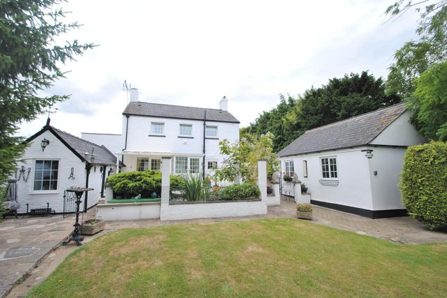 Thumbnail Detached house for sale in Cheltenham Road, Bishops Cleeve, Cheltenham