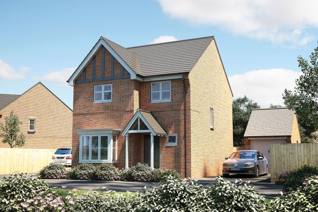 """Thumbnail Detached house for sale in """"The Chisbury"""" at Witney Road, Kingston Bagpuize, Abingdon"""