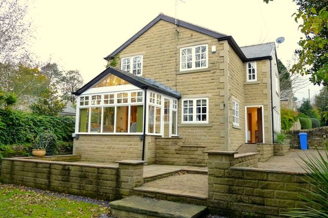 Thumbnail Detached house for sale in Fox Lane, Bradway, Sheffield