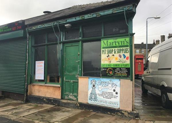 Thumbnail Retail premises to let in Lightcliffe Road, Brighouse