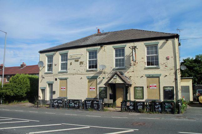 Thumbnail Pub/bar for sale in Skelmersdale, Lancashire