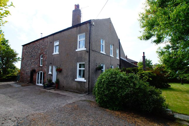 Thumbnail Detached house for sale in Drigg, Holmrook