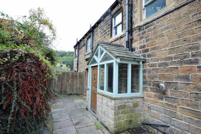 Thumbnail Cottage for sale in Church Terrace, Holmfirth