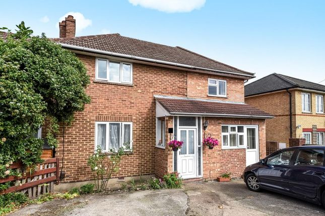 Thumbnail End terrace house for sale in Addison Gardens, Surbiton