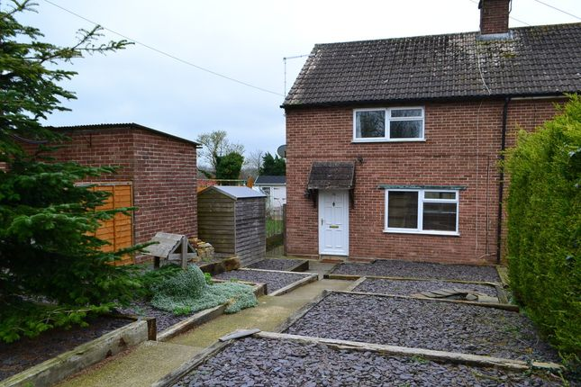 Thumbnail Semi-detached house to rent in St. Aldhelms Road, Sherborne