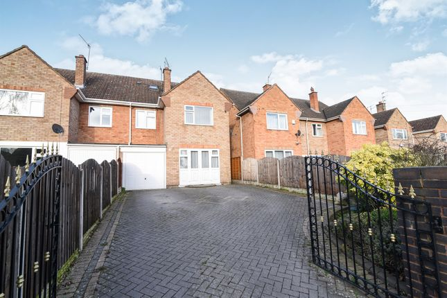 Thumbnail Semi-detached house for sale in Upper Park Street, Worcester