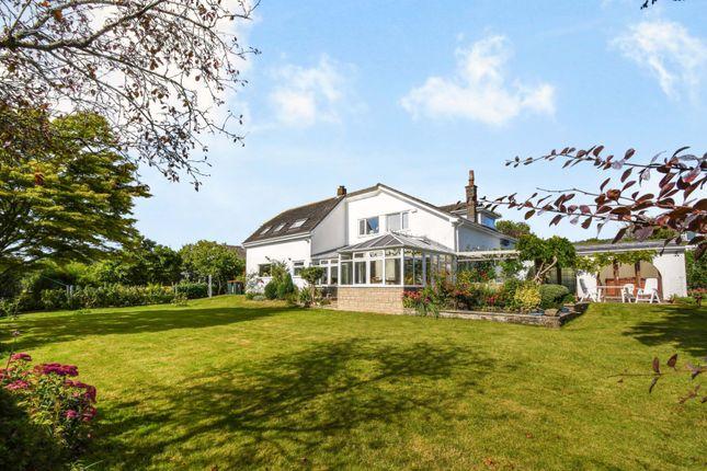 Thumbnail Detached house for sale in Castle Rise, Caldicot