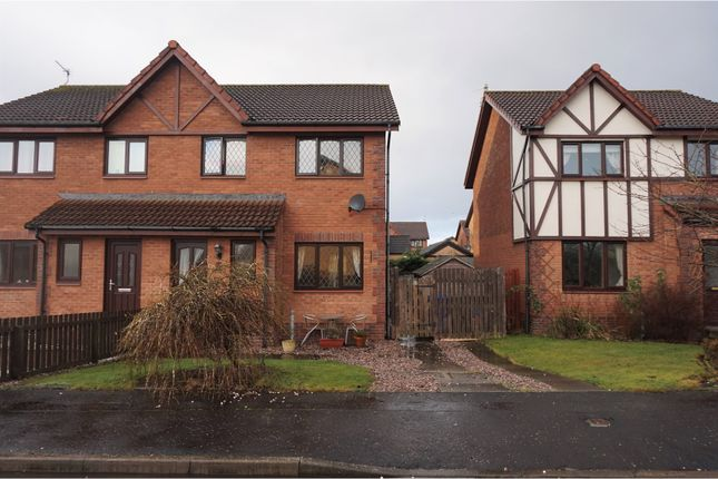 Thumbnail Semi-detached house for sale in Kenmore, Troon