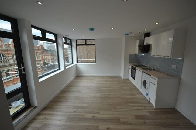 Thumbnail Flat to rent in Hyde Apartments, Penthouse, Rutland Street