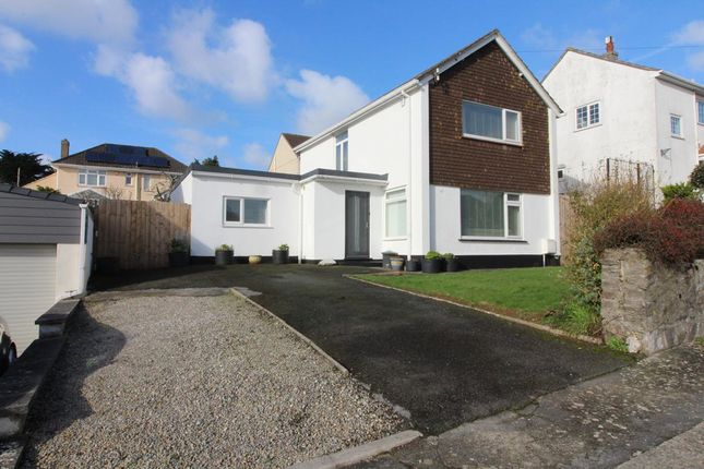 Thumbnail Detached house for sale in Compton Avenue, Mannamead, Plymouth
