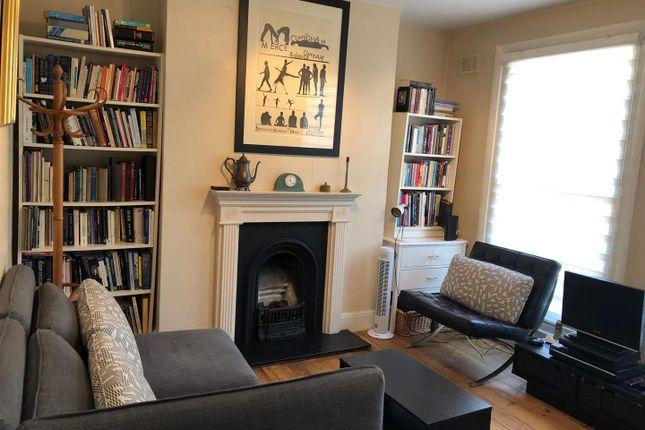 Living Room of Bayham Street, London NW1