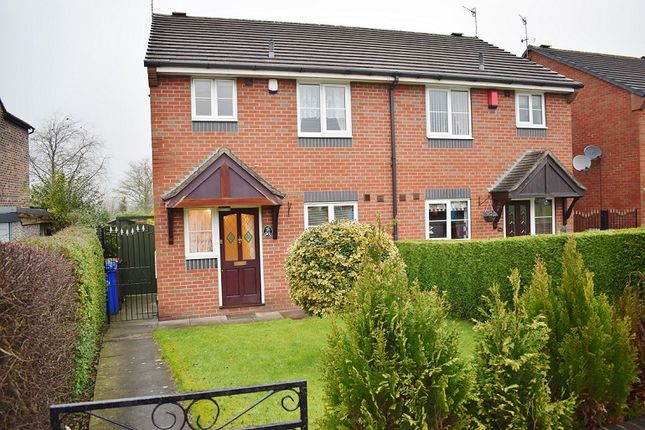 Thumbnail Semi-detached house for sale in Leek New Road, Baddeley Green, Stoke On Trent