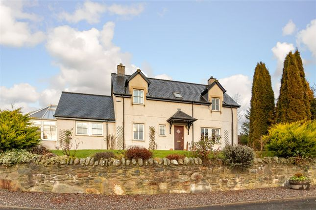 Thumbnail Detached house for sale in Clais-An-Deor Place, Logierait, Pitlochry