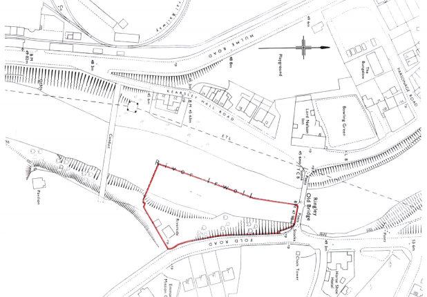 Thumbnail Land for sale in Fold Road, Radcliffe