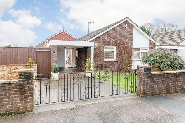 Thumbnail Bungalow for sale in Heath Close, Newport