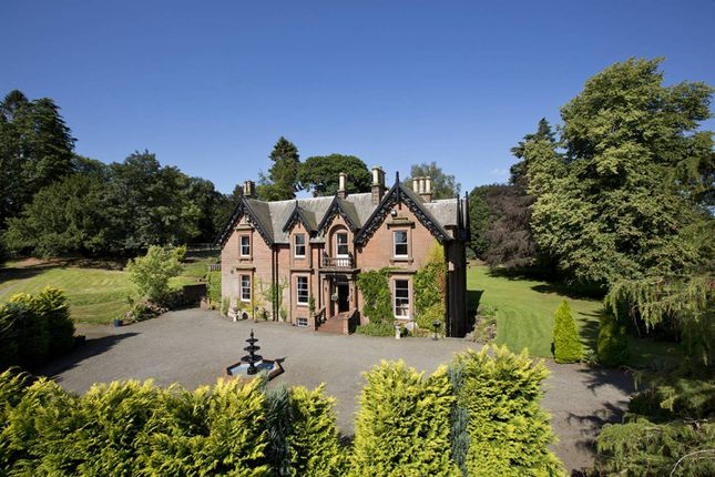 Thumbnail Detached house for sale in Moffat, Dumfries And Galloway
