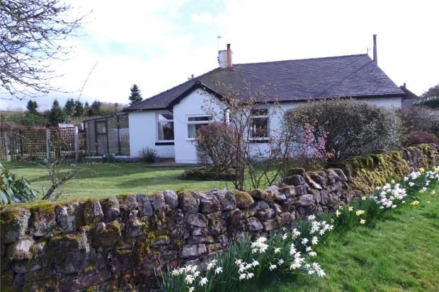 Thumbnail Detached bungalow for sale in Rose Cottage, Kershopefoot, Newcastleton