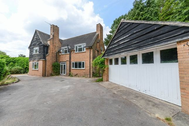 Thumbnail Detached house to rent in Heath Rise, Whitmore, Newcastle-Under-Lyme