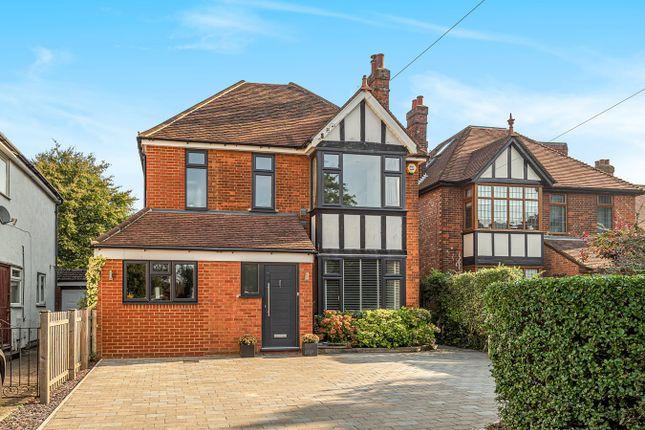 Thumbnail Detached house for sale in Stevenage Road, Hitchin
