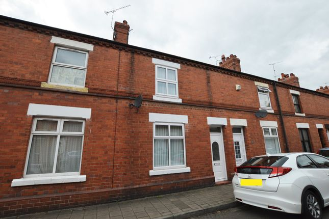 Thumbnail Terraced house to rent in West Street, Hoole, Chester