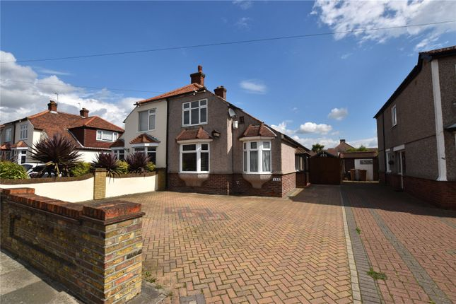 3 bed semi-detached house for sale in Brampton Road, Bexleyheath, Kent